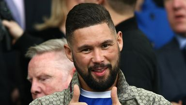 Bellew confident for Everton vs Liverpool