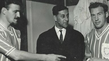 The first black manager in English football