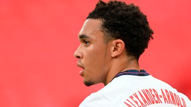 Should Alexander-Arnold play in midfield for England?