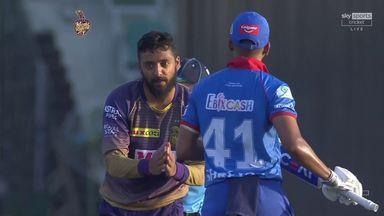 IPL: KKR vs Delhi highlights