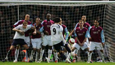PL Vault: West Ham 3-4 Tottenham (2007)