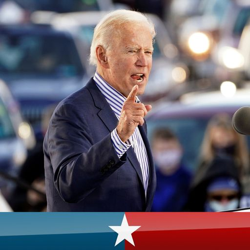Trump supporters show Biden that winning Pennsylvania won't be as easy as the polls say