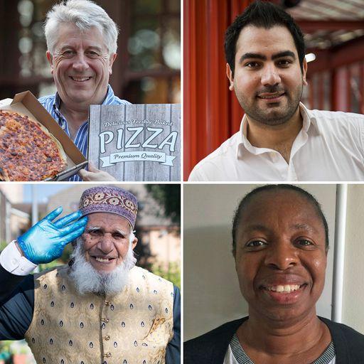 Stories behind COVID-19 heroes recognised in Queen's birthday honours