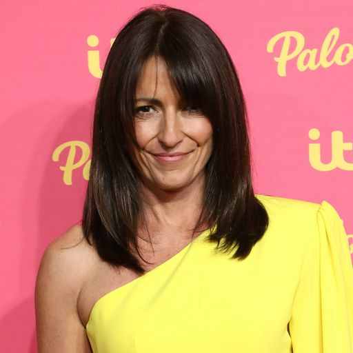 Davina McCall likens menopause symptoms to former drug addiction