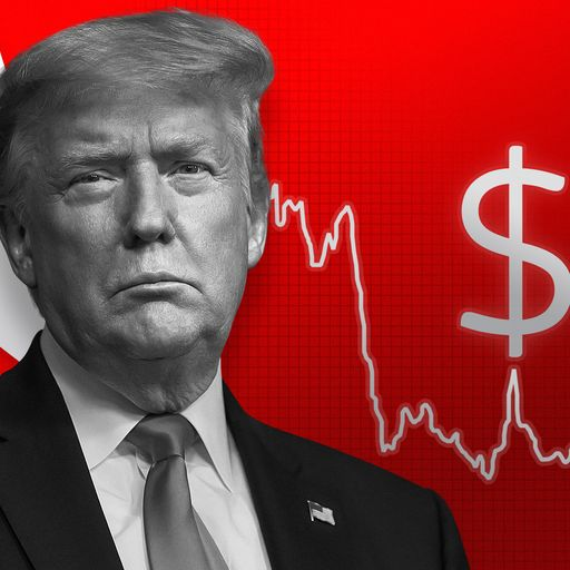 How the economy has performed under Trump in five charts
