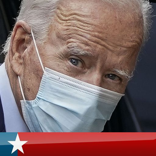 'Basement Biden' stays humble as he closes in on the ultimate prize
