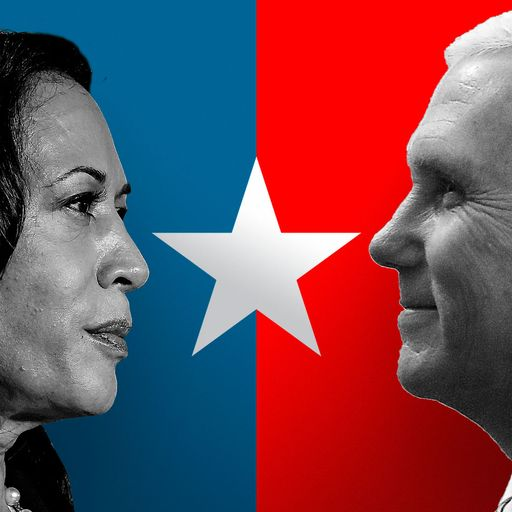 Mike Pence v Kamala Harris - How their views compare