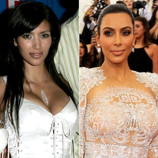 Kim Kardashian turns 40 - here's a look at her rise to fame in pictures
