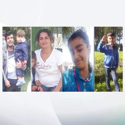 Migrant family who died in Channel were warned not to attempt journey