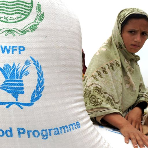 Nobel Peace Prize: World Food Programme named this year's winner