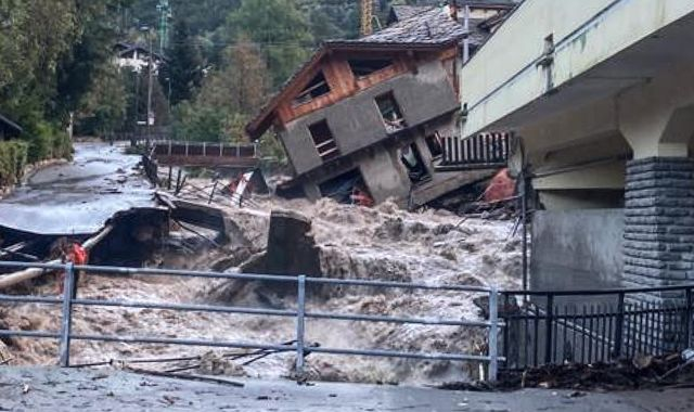 Storm Alex: Two dead and nine missing after heavy rain batters France and  Italy - JACK 2 Hits