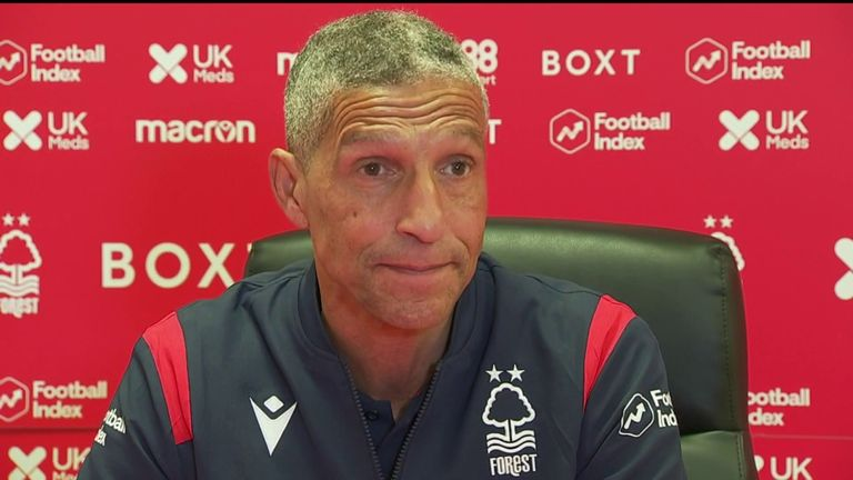 Nottingham Forest manager Chris Hughton says the FA's Football Leadership Diversity Code can put in place the structure needed to bring about change in representation within the game.