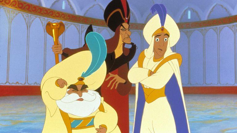 Aladdin. Pic: Moviestore/Shutterstock