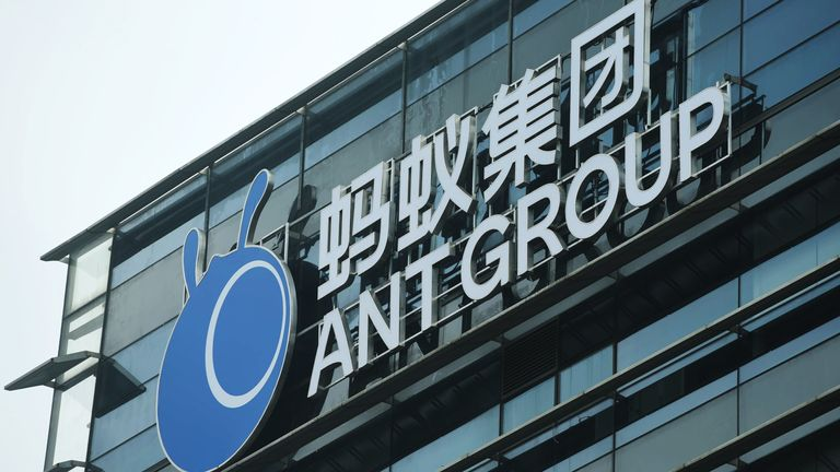 Ant Group is best known for the Alipay mobile payments platform