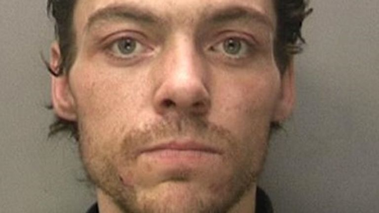 Anthony Russell is wanted on suspicion of two murders. Pic: West Midlands Police
