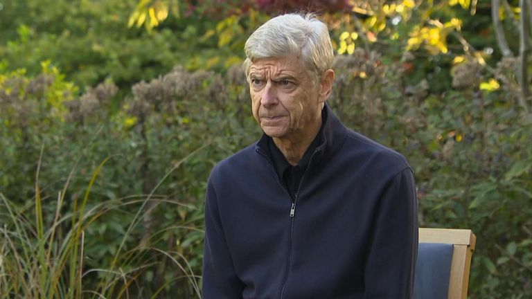 Arsene Wenger called for a redistribution of wealth in English football