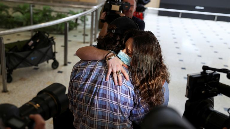 More Australians can be reunited with their loved ones as the Prime Minister lifts the cap on people who are able to return to the country