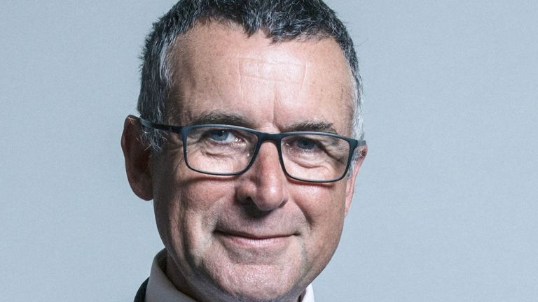 Undated handout file photo issued by UK Parliament of Bernard Jenkin who has received a Knighthood…