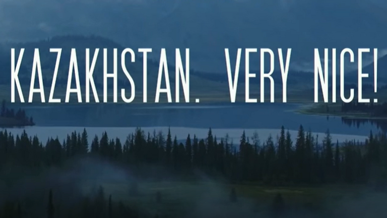 Kazakhstan has adopted the catchphrase used by Sacha Baron Cohen's fictional character Borat in its new tourism campaign