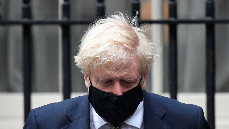Boris Johnson is under growing pressure to take greater action to slow the spread of COVID-19