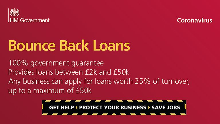 The loans are easier to apply for than conventional borrowing