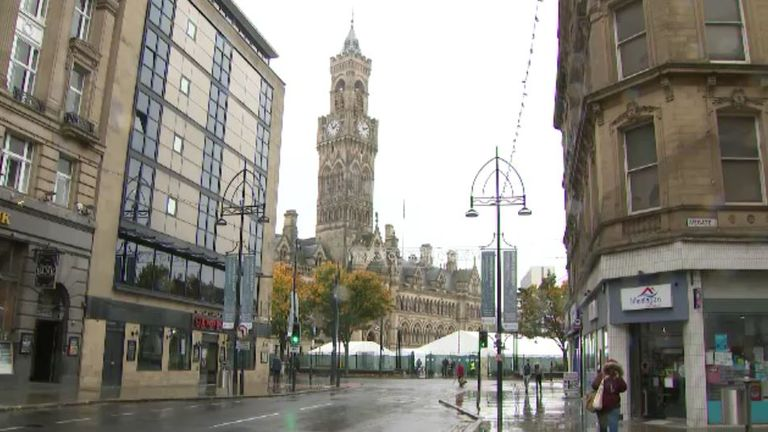Bradford has had Tier 2 restrictions in place for three months