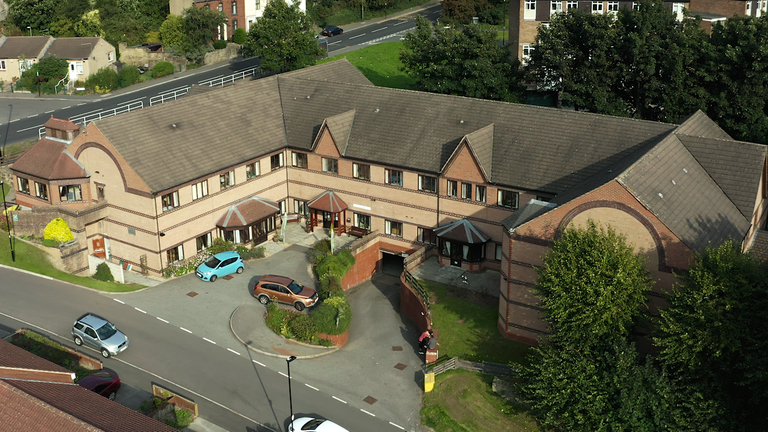 Newfield Nursing Home in Sheffield has closed down after being 'destroyed' by coronavirus