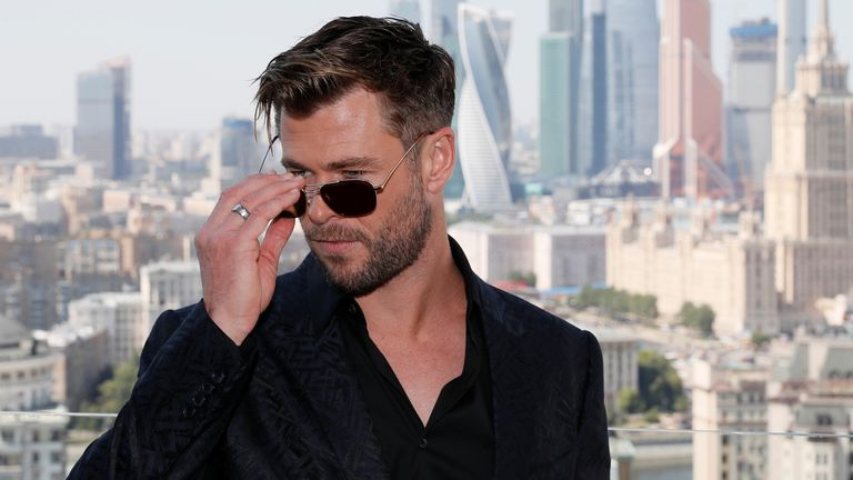Chris Hemsworth said the Mad Max franchise was a reason for his choice of career