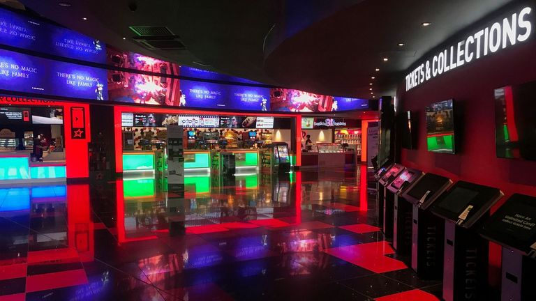Cineworld is one of the world's biggest cinema operators