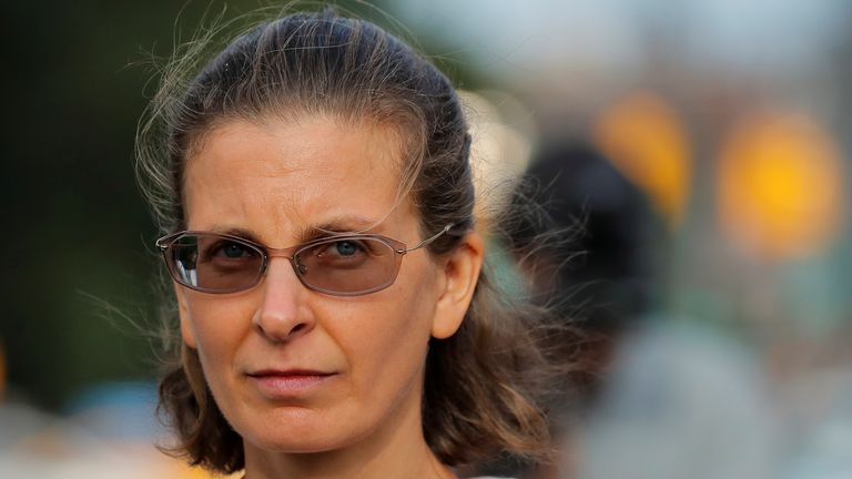 Clare Bronfman was sentenced to an 81-month prison term