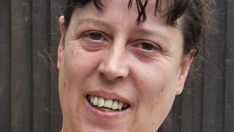 Julie Williams was found dead in her flat on Sunday evening