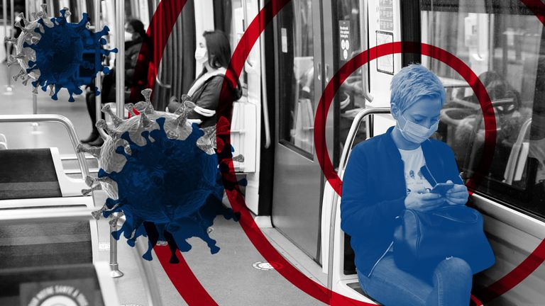 There have been very few COVID-19 outbreaks linked to public transport