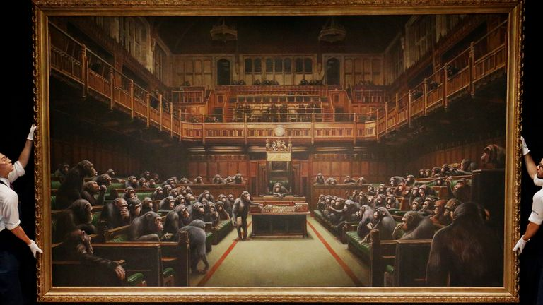 Devolved Parliament sold for £9.9 million at auction last year