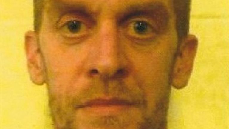 Police are searching for 47-year-old Dominic Van Allen