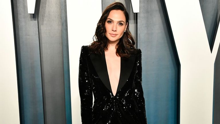 Israeli actress Gal Gadot reportedly came up with the idea for the film
