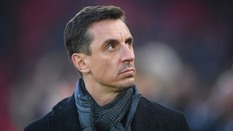 Gary Neville says he does not want to see his home town club go out of business