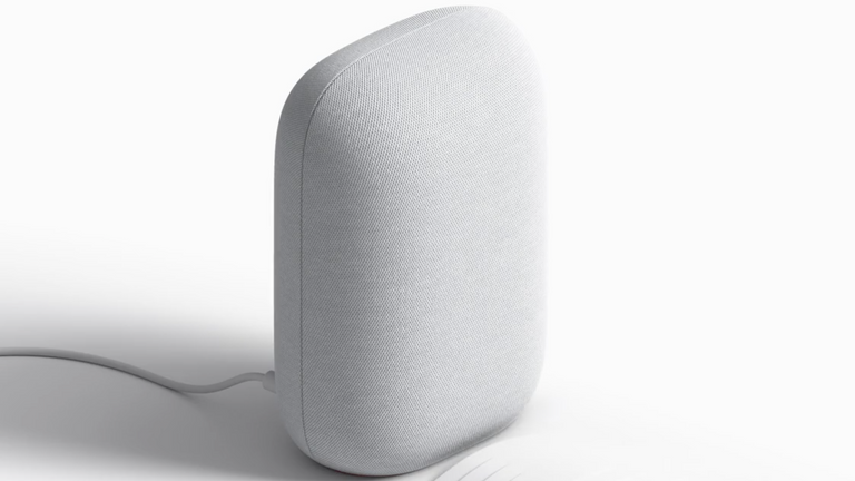 Google Nest Audio has been redesigned to improve sound quality