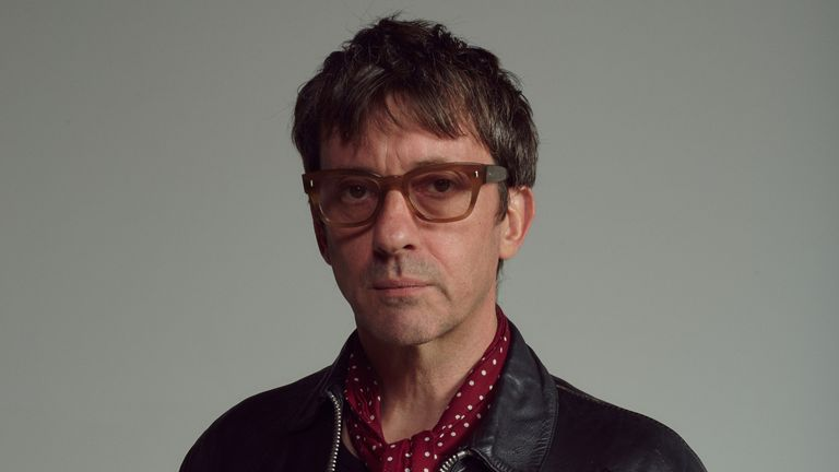 Blur's Graham Coxon, who is now in supergroup The Jaded Hearts Club