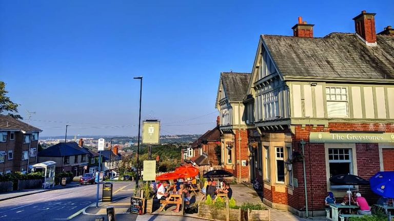 The Greystones in Sheffield is having to close