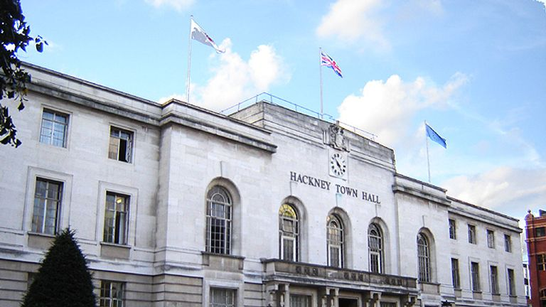 Hackney Council says it has been hit by a serious cyber attack. Pic: Fin Fahey