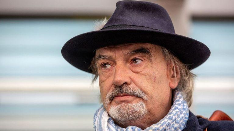 The former British journalist