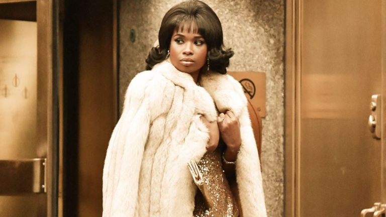 Jennifer Hudson was hand-picked for the role by Aretha  Franklin herself. Pic: MGM