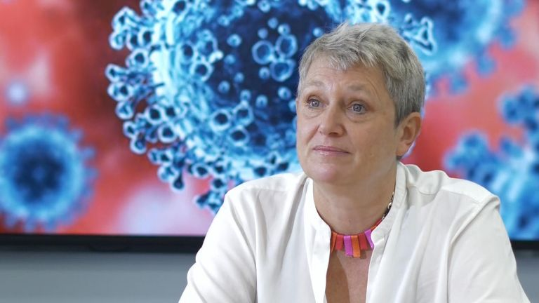 Kate Bingham thinks a partially effective vaccine is better than no vaccine at all