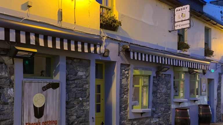 A pub closes for six weeks in Killarney