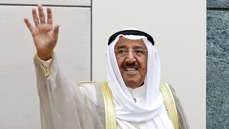 Sheikh Sabah Al Ahmad Al Sabah