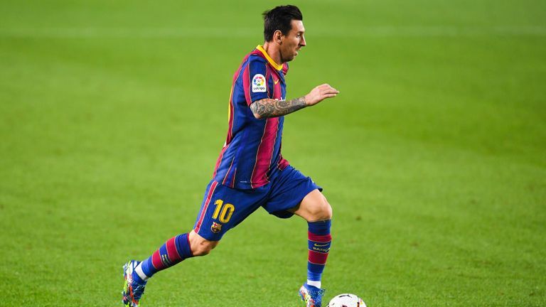 Lionel Messi's Barcelona are said to have been invited to take part in the new league