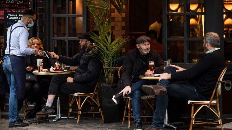 A London bar