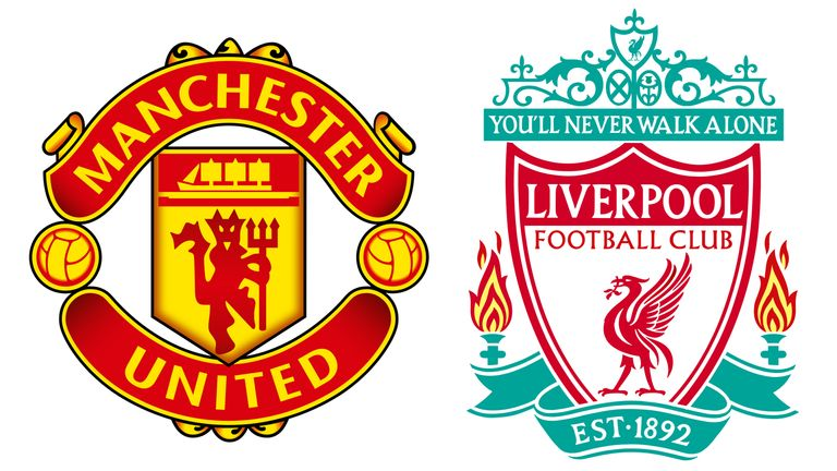Manchester United and Liverpool FC
