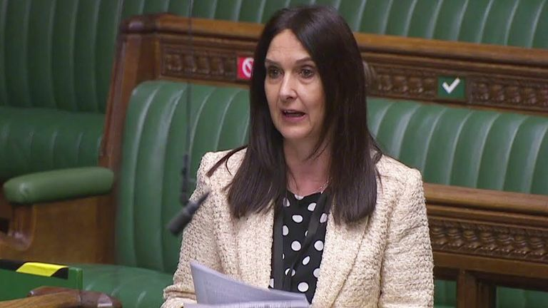 An MP has been suspended from her party for travelling on public transport after testing positive for coronavirus.  The SNP's Margaret Ferrier originally took the train down to London and attended Parliament while waiting for her test result.