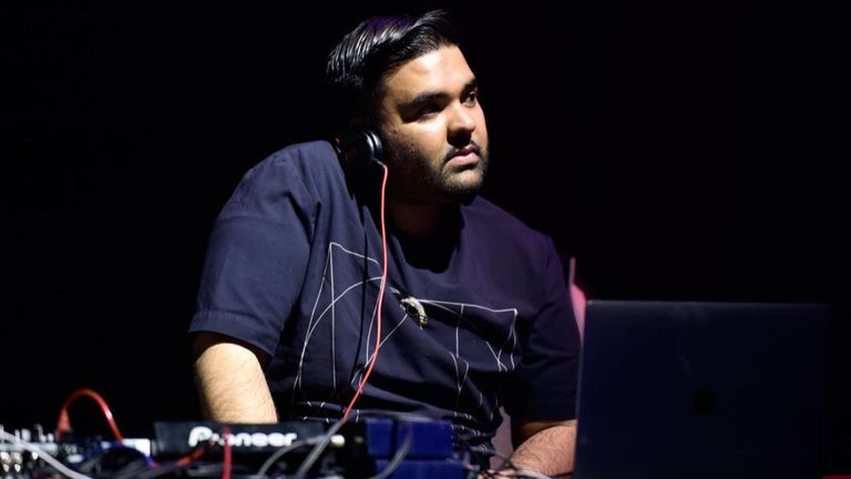 The DJ has produced music for Beyonce, Zayn Malik, Ed Sheeran and many other big names